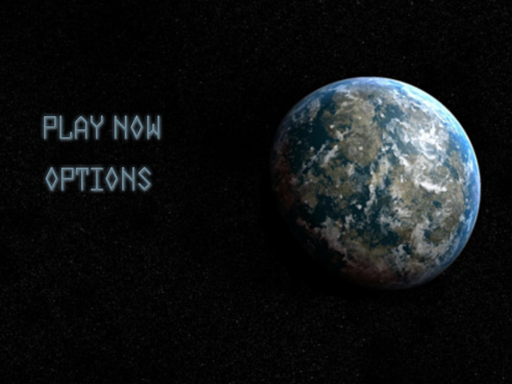Original Main Menu